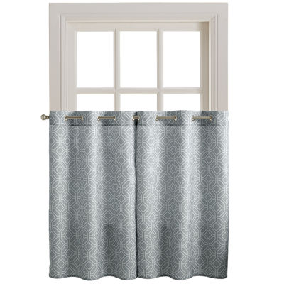 Neiva Grommet-Top 2-pk. Window Tiers