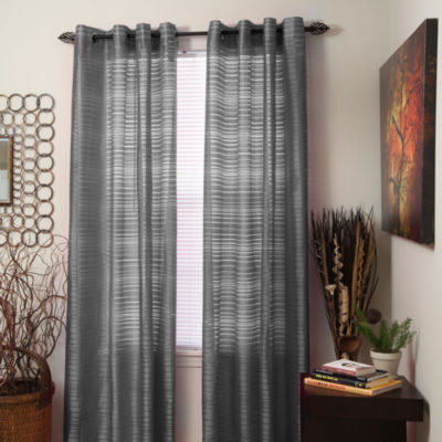 Maggie Grommet-Top Curtain Panel