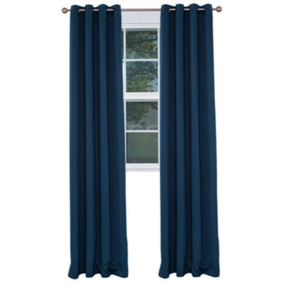 Cambridge Home Blackout Grommet-Top Curtain Panel