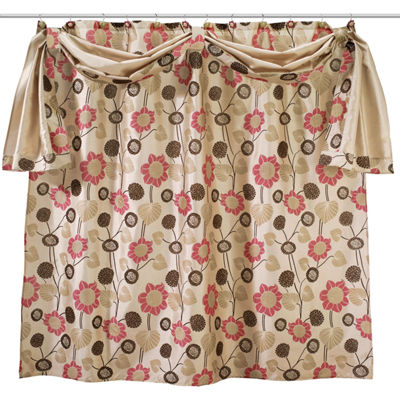 Popular Bath Lillian Shower Curtain