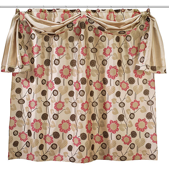 Popular Bath Lillian Shower Curtain