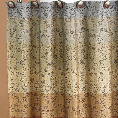 Miramar Shower Curtain