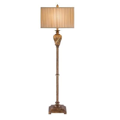 Catalina Oil-Rubbed Bronze Floor Lamp