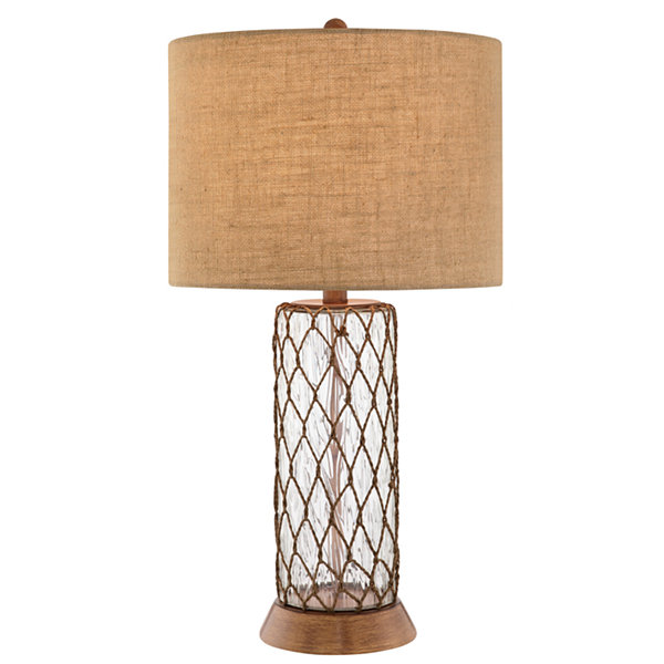 Catalina Water Glass Table Lamp
