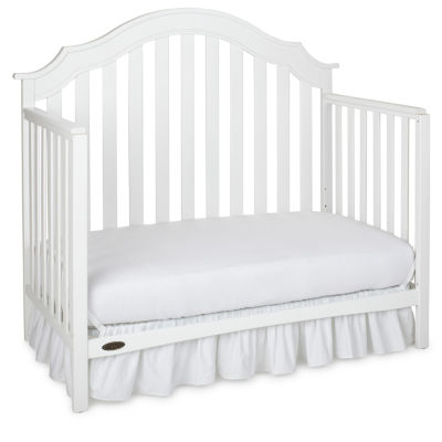 Graco® Addison 4 -in-1 Convertible Crib - White