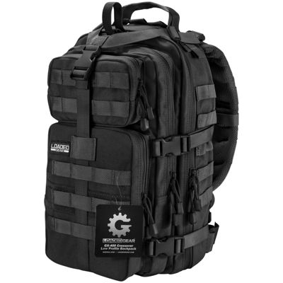 Loaded Gear GX-400 Crossover Low Profile Backpack