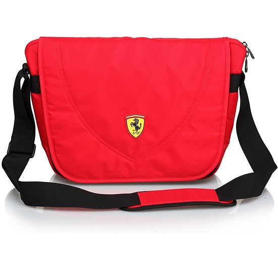 Ferrari Travelers Messenger Bag