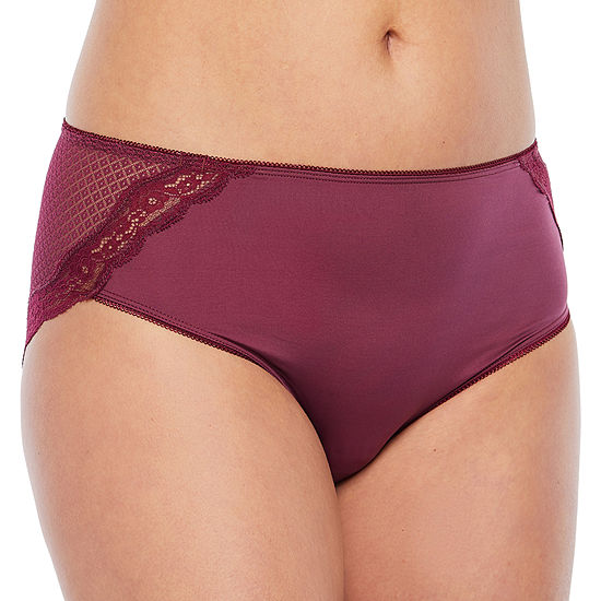 Ambrielle Knit High Cut Panty