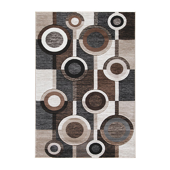 Signature Design by Ashley Guintte Area Rug Rectangular Indoor Rugs