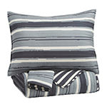 Signature Design by Ashley Merlin Reversible Coverlet Set