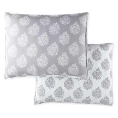 JCPenney Home Bohemian Reversible Pillow Sham