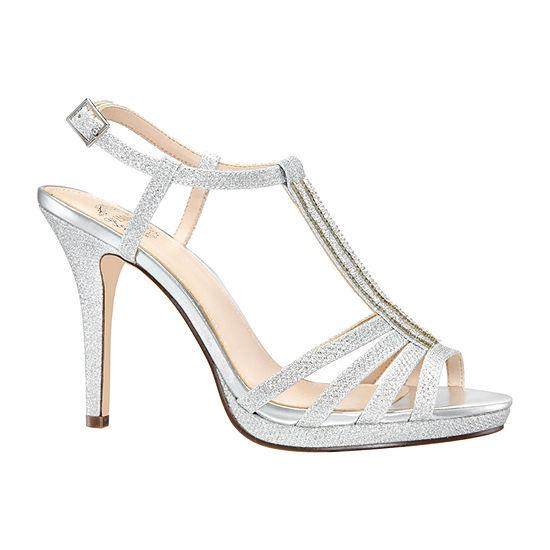 I. Miller Womens Roizy Heeled Sandals