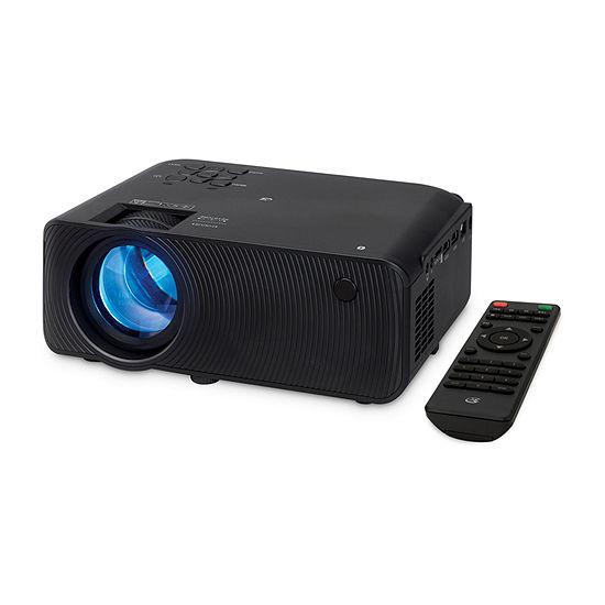 GPX PJ609B 1080p Mini Projector