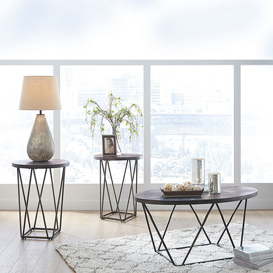 Signature Design by Ashley Neimhurst Coffee Table Set