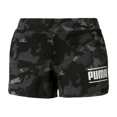"Puma Womens Mid Rise 3"" Running Short"