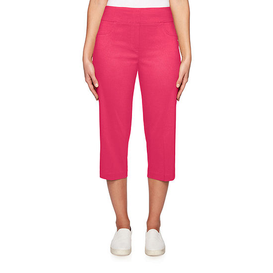 Lark Lane Must Haves Iii Mid Rise Capris