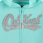 Oshkosh Toddler Girls Embroidered Hoodie