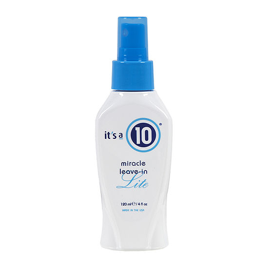 Its A 10 Miracle Leave In Conditioner Lite 4 Oz