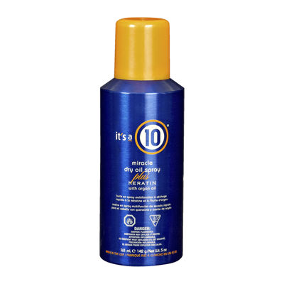 It's a 10® Miracle Dry Oil Plus Keratin with Argan Oil - 5 oz.