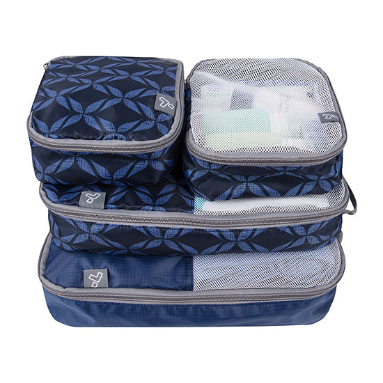 Travelon Set of 4 Packing Cubes