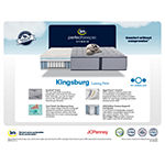 Serta® Perfect Sleeper® Kingsburg Luxury Firm - Mattress + Box Spring