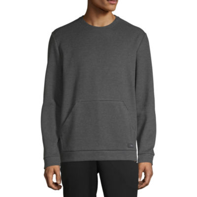 Msx By Michael Strahan Mens Crew Neck Long Sleeve T-Shirt-Athletic