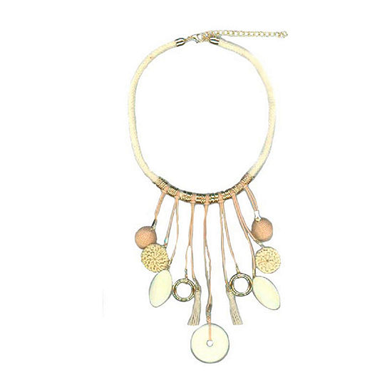 Bijoux Bar 14 Inch Statement Necklace