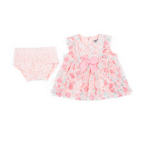 Little Lass 2-pc. Baby Clothing Set-Baby Girls