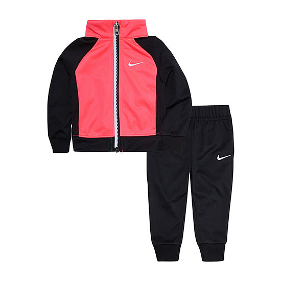 Nike Baby Girls 2-pc. Track Suit