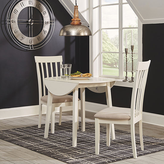 Signature Design by Ashley® Slannery 3Pc Dining