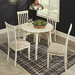 Signature Design by Ashley® Slannery 5Pc Dining