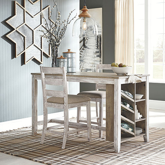 Signature Design by Ashley® Skempton 3Pc Dining