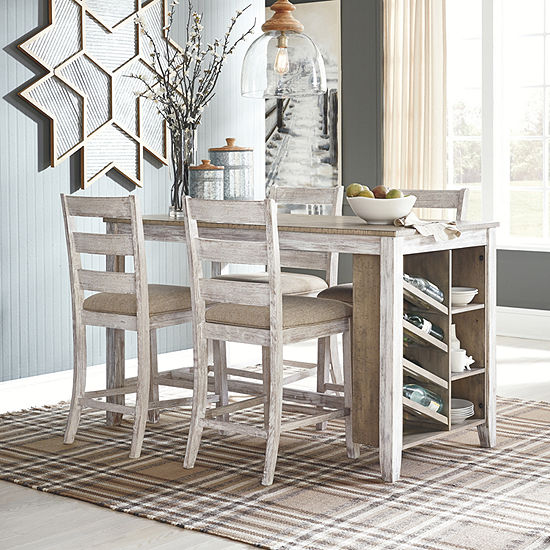 Signature Design by Ashley® Skempton 5-Piece Dining Set