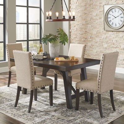 Signature Design by Ashley® Rokane 5Pc Dining