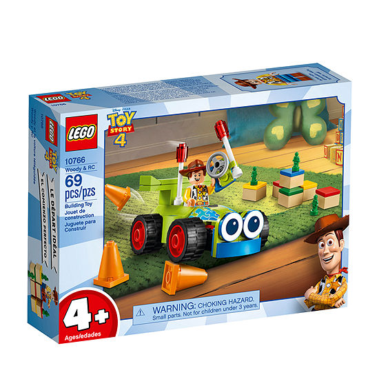 LEGO Toy Story 4 Woody and RC 10766