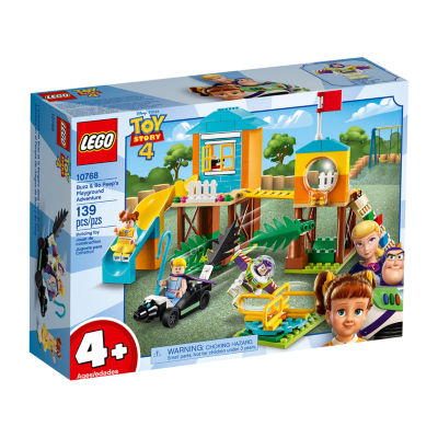 LEGO Toy Story 4 Adventures of Buzz and Bo Peep on the Playground 10768