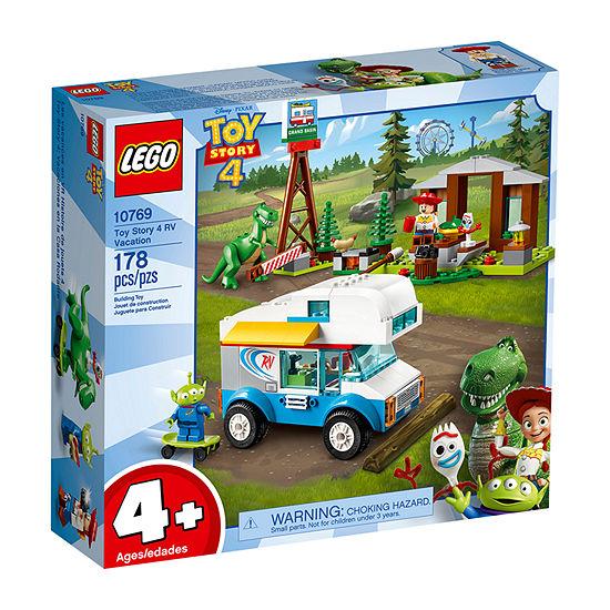LEGO Toy Story 4 Holiday Caravan 10769