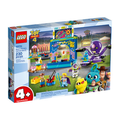 LEGO Toy Story 4 Carnival of Buzz and Woody 10770