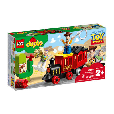 Lego Duplo Toy Story Train 10894 21-pc. Building Set