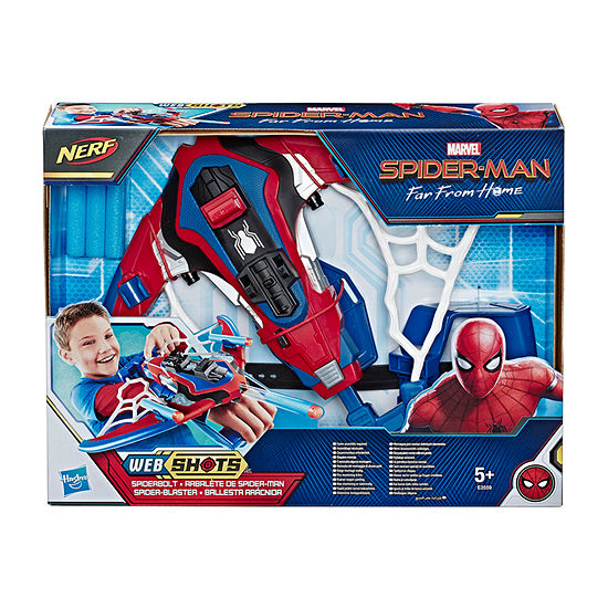 Marvel Spiderman Web Shot Blaster