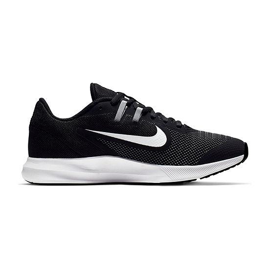 Nike Downshifter 9 Big Kids Boys Sneakers Wide Width