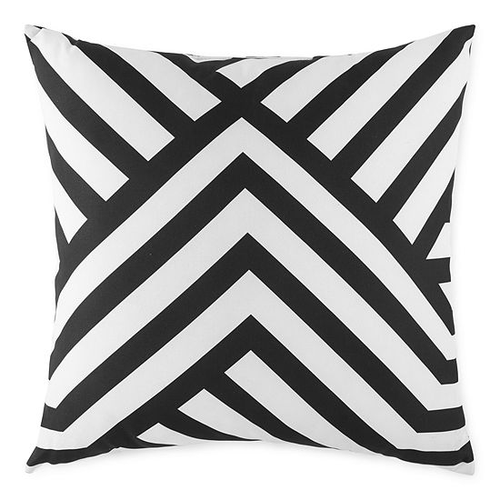 Loom + Forge Square Outdoor Pillow