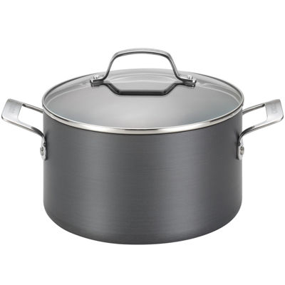 Circulon® Genesis 4½-qt. Hard-Anodized Nonstick Dutch Oven