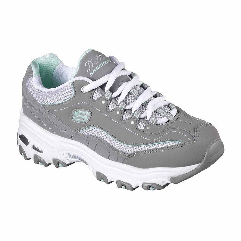 Skechers D'Lites Life Saver Womens Sneakers plus size,  plus size fashion plus size appare