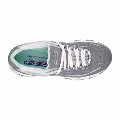 Skechers D'Lites Life Saver Womens Sneakers Lace-up