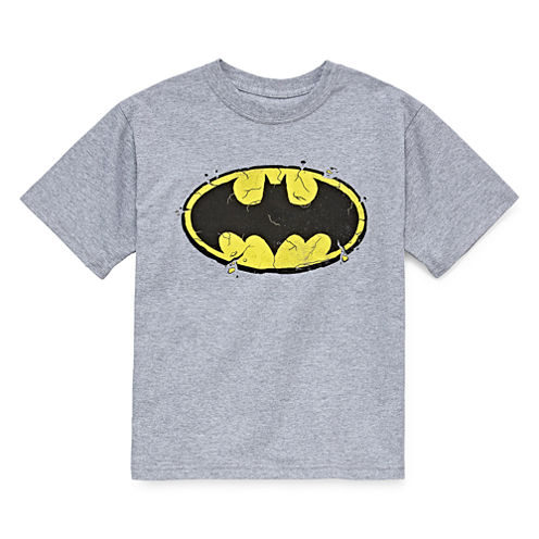 Batman Logo Tee - Boys 8-20