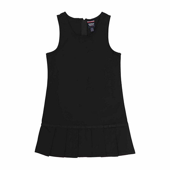 French Toast Girls Sleeveless Jumper