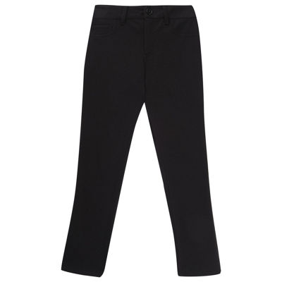 French Toast Skinny Knit Pant - Preschool Girls