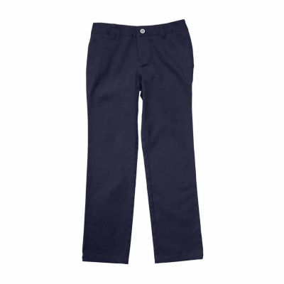 French Toast Straight Fit Trousers - Big Kid Girls