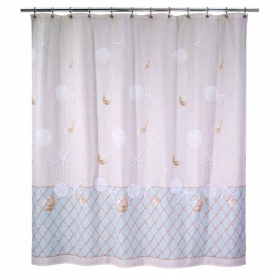 Avanti® Seaglass  Shower Curtain